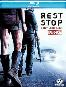 Rest Stop - Don't Look Back (Blu-ray Dis...