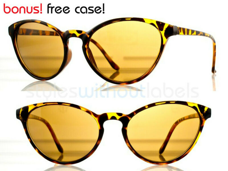 Cat Eye Sunglasses - Hot Tip Pointed Vintage Inspired Fashion Sexy