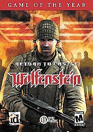 Return to Castle Wolfenstein: Game of th...