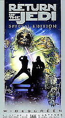 Return of the Jedi (VHS, 1997, Special E...