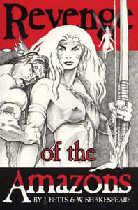Revenge of the Amazons by Jean Betts, Wi...