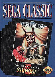 Revenge of Shinobi  (Genesis, 1989)