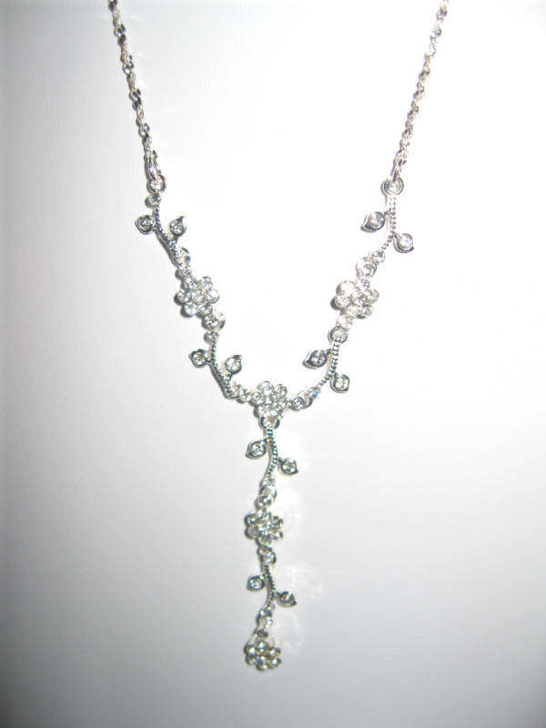 Rhinestone Jewelry Set Wedding Bridal Bridesmaids gift