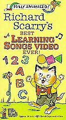 Richard Scarry's Best Learning Songs Vid...