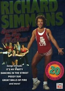 Richard Simmons - Sweatin' to the Oldies...