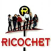 Ricochet by Ricochet (CD, Feb-1996, Sony...