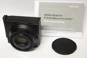Ricoh-P10-Objektiv-Modul-28-300-mm-VC-fuer-GXR-Neuware-aus-Set