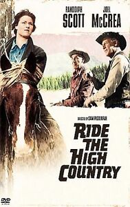 Ride the High Country (DVD, 2006)