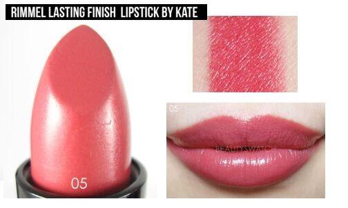 rimmel lasting finish by kate moss lipstick 05 ebay