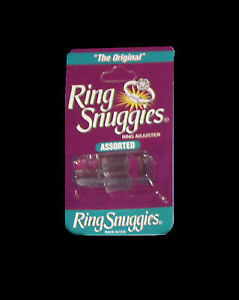 Ring Snuggies Ring Adjusters Sizers Jewelry Silver Gold in Jewelry & Watches, Other | eBay