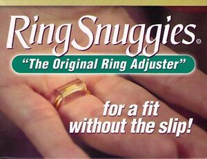 "Ring Snuggies ""The Original Ring Adjusters"" in Jewelry & Watches, Fashion Jewelry, Rings 