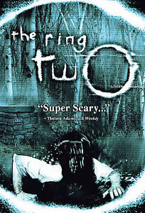 The Ring Two (DVD, 2005, RATED - FULL FR...
