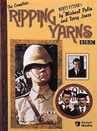 Ripping Yarns   Complete DVD, 2005, 2 Disc Set
