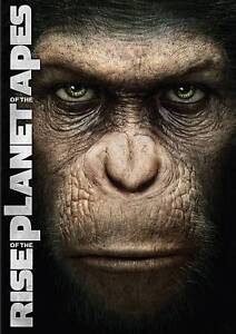 Rise of the Planet of the Apes (DVD, 201...