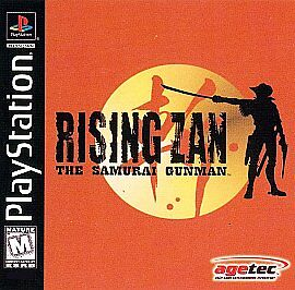 Rising Zan: The Samurai Gunman  (PlaySta...