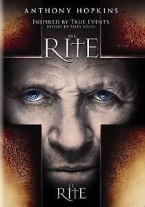 The Rite (DVD, 2011, Canadian; French)