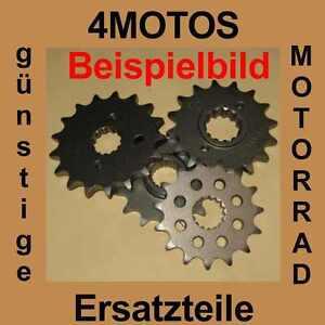 Ritzel-Kymco-Zing-125-Zing-II-125-15-Zaehne