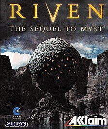 Riven: The Sequel to Myst  (Mac, 1997)