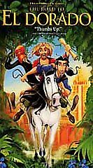 The Road to El Dorado (VHS, 2000, Clam S...