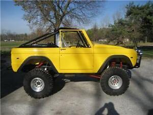 66 77 Ford Bronco http://www.ebay.com/itm/Roadster-Roll-Bar-25-Roll-Cage-66-77-Ford-Bronco-/330478460439