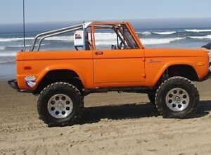 66 77 Ford Bronco http://www.ebay.com/itm/Roadster-Roll-Bar-Roll-Cage-66-77-Ford-Bronco-/330478459036