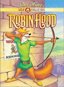 Robin Hood (DVD, 2000, Gold Collection E...