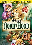 Robin Hood (DVD, 2006, Most Wanted Editi...