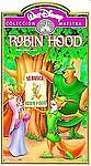 Robin Hood (VHS, 1991, Spanish Language ...