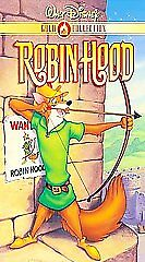 Robin Hood (VHS, 2000, Gold Collection E...