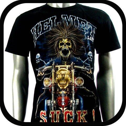 Rock Eagle T Shirt Limited Edition Biker Punk RE51 Sz XL Tattoo Skull