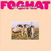Rock and Roll Outlaws by Foghat (CD, May...