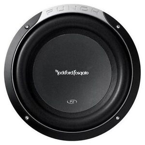 "Rockford Fosgate Punch P2D210 1-Way 10"" ..."