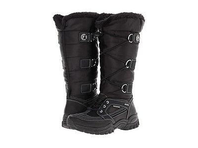 Rockport Finna Pull On Tall Snow Boots Ladies Womens New