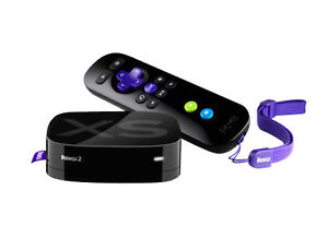 Roku 2 XS Digital HD Media Streamer
