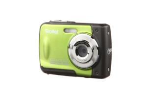 Rollei-Sportline-60-5-0-MP-Digitalkamera-Gruen-WASSERDICH-UNTERWASSERKAMERA