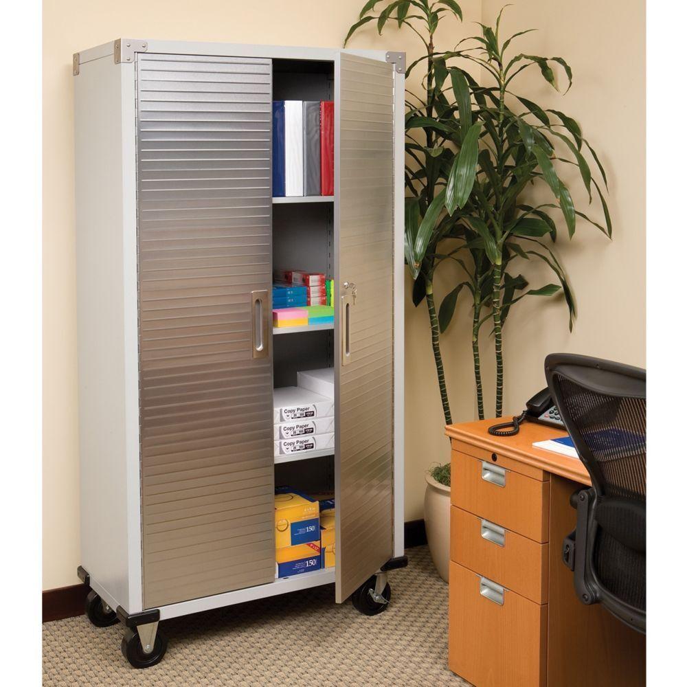 Office Metal Garage : Office supply storage creativity yvotube