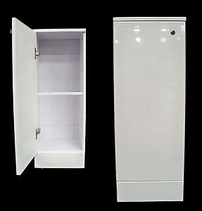 details about 39 roma 39 free standing bathroom storage cabinets