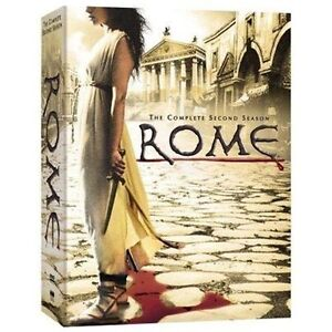 Rome - The Complete Second Season (DVD, ...