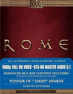 Rome: The Complete Series (Blu-ray Disc,...