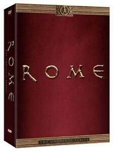 Rome: The Complete Series (DVD, 2009, 11...