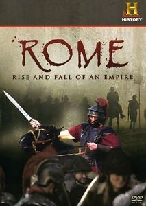 Rome: Rise and Fall of an Empire (DVD, 2...