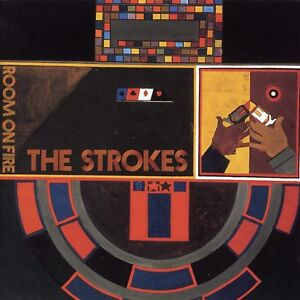 Room on Fire - The Strokes - SH, Deutschland - Room on Fire - The Strokes - SH, Deutschland