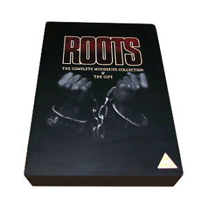 Roots - The Complete Series (DVD, 2007)