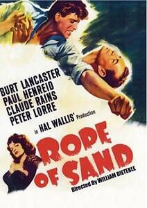 Rope of Sand (DVD, 2011)