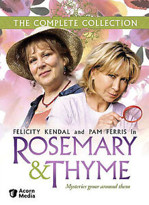 Rosemary & Thyme - The Complete Collecti...