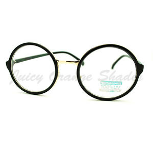 Circle Lens Glasses
