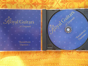 Royal Guitars of Denmark - Ratzkowski / Thomsen (Danacord / Royal Rec. 99 / ... - Deutschland - Royal Guitars of Denmark - Ratzkowski / Thomsen (Danacord / Royal Rec. 99 / ... - Deutschland