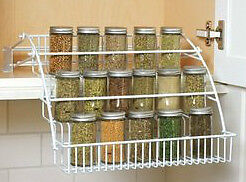 Kitchen Spice Rack and Cutting Boards | Shop & Save at