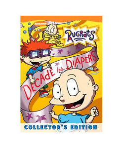 Rugrats - Decade in Diapers (DVD, 2001, ...