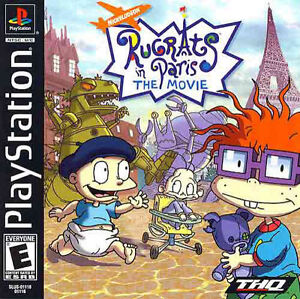 Rugrats In Paris for Sony PlayStation 1
